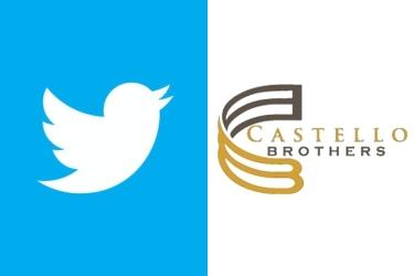 Follow Castello Brothers on Twitter